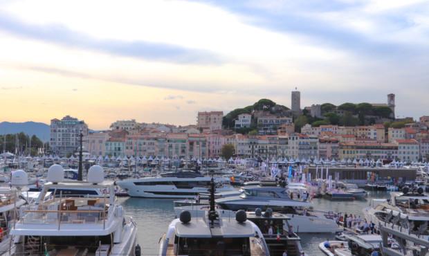 COTTE-MARTINON était au Yachting Festival de Cannes,
